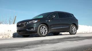 Buick Enclave Avenir 2018 | Complete Review | with Steve Hammes