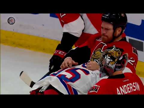 Top 10 Ottawa Senators Moments (2016-17)