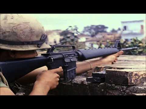 Vietnam War - Paint It Black