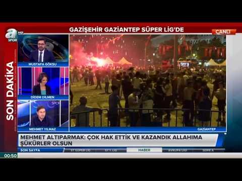 Gazişehir Gaziantep super lig de