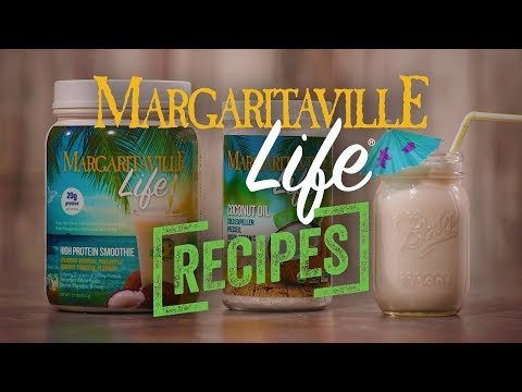 Margaritaville Life: Protein Smoothie