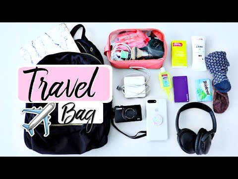 Thumbnail: What's In My Carry On | Travel Tips + Essentials!
