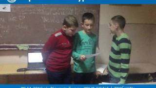 Фрагмент №3. Діалогічне мовлення. Відкритий урок. (09.11.2016). Підлітки. Англ. мова. РівеньА2/В1