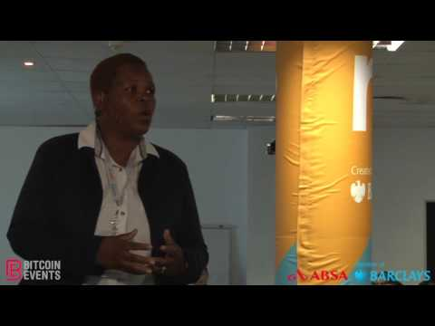 The Blockchain & Bitcoin Africa Conference 3rd & 4th March 2016 - Alakanani Itireleng