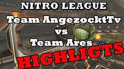 Nitro League Division 4 |Team Angezockt - Team Ares | Was ein Spannendes Match!