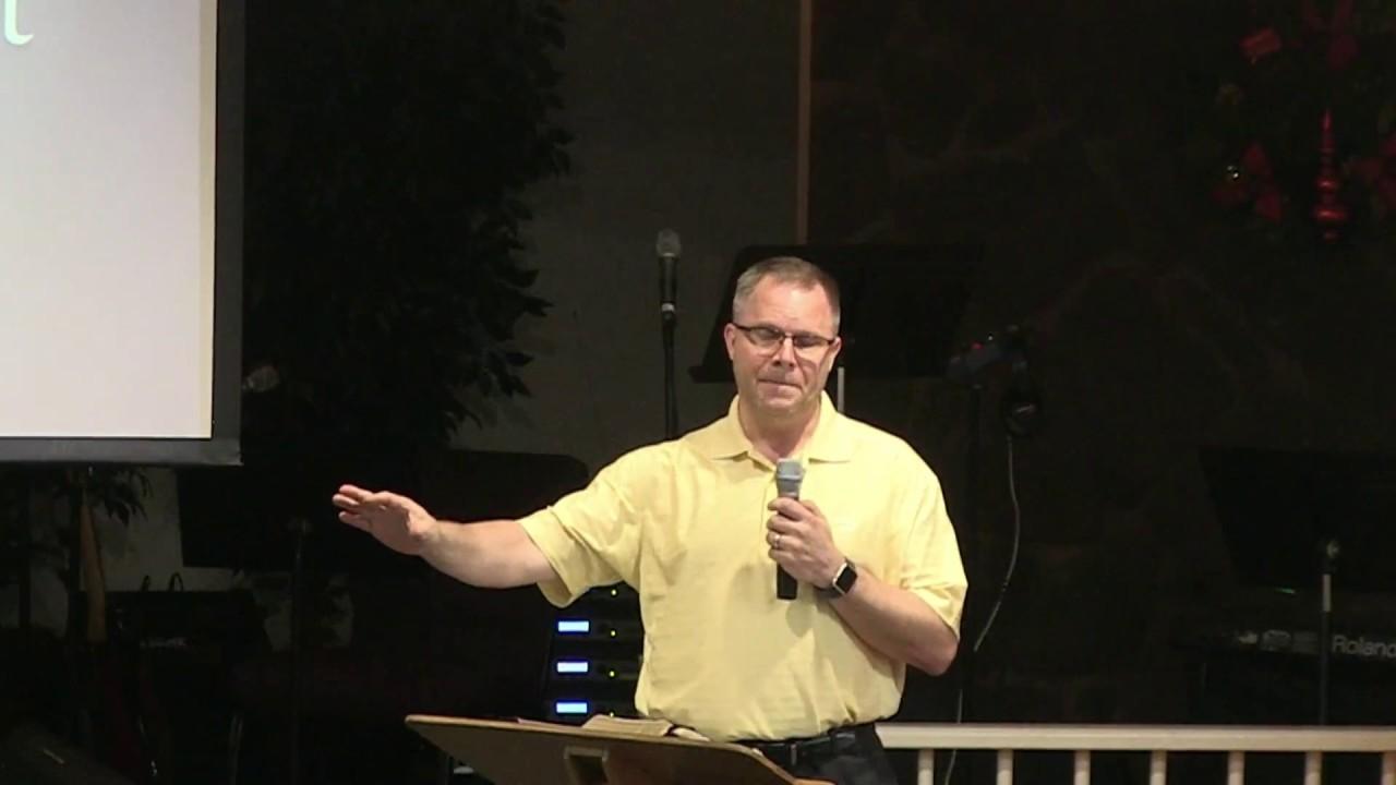 13 December 2017 | CCWO Midweek 1 Samuel 5 | Pastor Dan  Jacobson