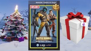 How to buy a battle pass Fortnite season 7 Xbox one (for parents) Christmas gift ideas