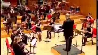 Banda Sinfónica Adagio Cantabile Banda Galega de F  Pérez Seara