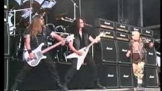 U.D.O. - Man and Machine (live on Germany)
