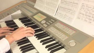 【Playing the Electone】https://www.youtube.com/watch?v=K7bvIwKw_Yc...