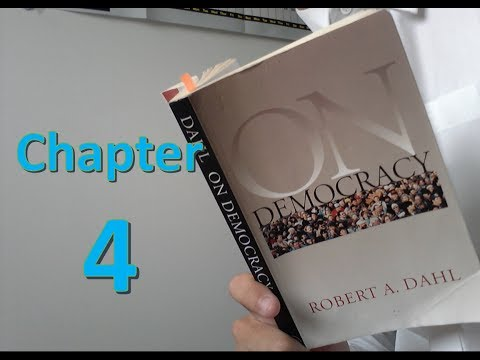 On Democracy: Chapter 4: What is Democracy?