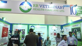 RR Veterinary Health Care | Poultry Exhibition 2017 Hyderabad