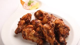 Awesome Cajun Spice Chicken Wings Recipe With Philips Airfryer By Vahchef