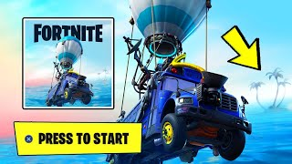 Fortnite SEASON 3 OFFICIALLY LEAKED BY PSN (FIRST EVER SEASON 3 CHAPTER 2 GAMEPLAY)