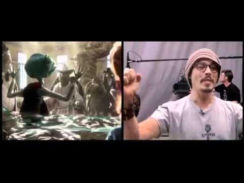 Johnny Depp in Rango - Trailer 2