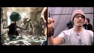 Johnny Depp in Rango - Trailer 2