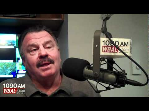 Fred Manfra And The Orioles Are Back On WBAL - YouTube