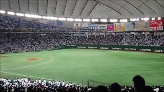 2018/04/17 埼玉西武ライオンズ vs 北海道日本ハムファイターズ 試合前...