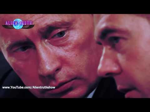 Vladimir Putin: Conocimiento Extraterrestre y Hombres de Negro | Alien Truth