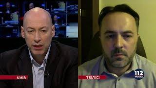 Шашкин: Саакашвили удовольствие не от денег, а от результата получает