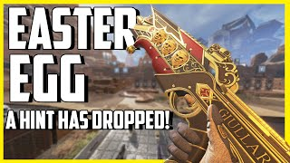 Apex Legends Firing Range Easter Egg Update - They Dropped a Hint!