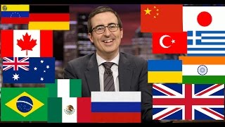 failzoom.com - John Oliver Describes Countries (Funny Compilation)