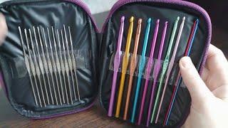 Крючки для вязания -обзор