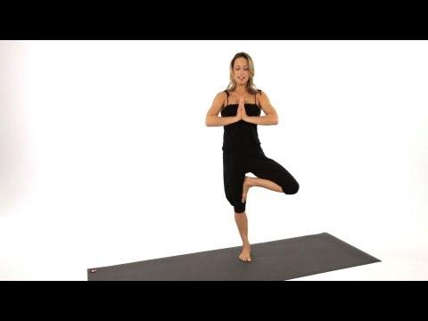 How to Do a Tree Pose (Vrksasana) | Yoga
