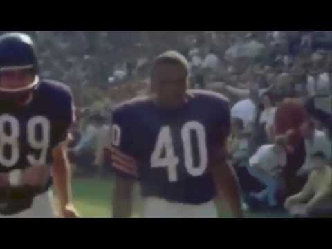 A REMEMBRANCE OF GEORGE HALAS (Part 2) & HIS AFFECTION FOR GALE SAYERS