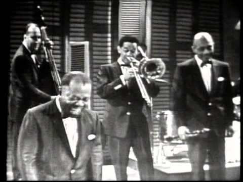 Louis Armstrong  Satchmo On The Sunny Side of The Street