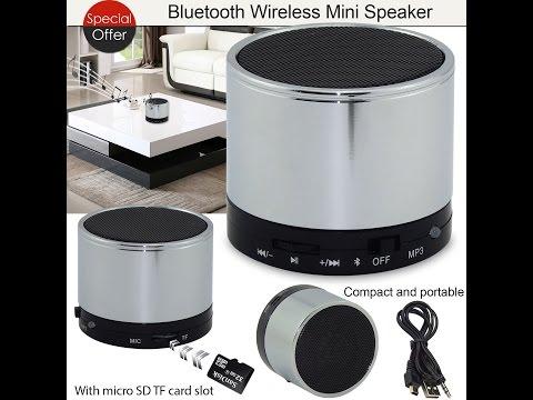 mini wireless bluetooth speaker for I phones 6 mp3 players 2016 Ebay bargain