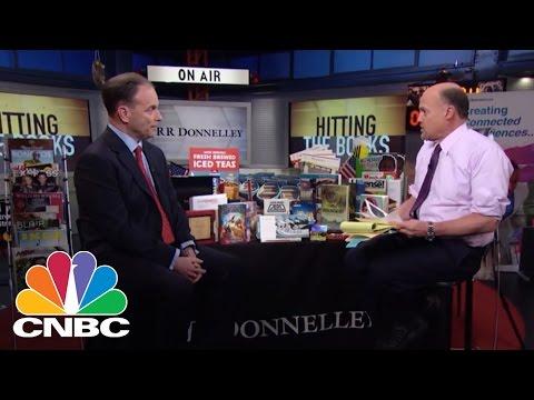 RR Donnelley & Sons CEO: A Profit Printer | Mad Money | CNBC