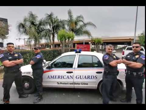 American Guards | Houston, TX | Security Guards