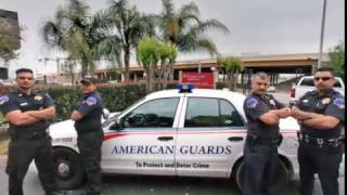 American Guards   Houston, TX   Security Guards