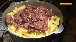 Полевая кухня в АТО: как и чем балуют военных, уникальный рецепт