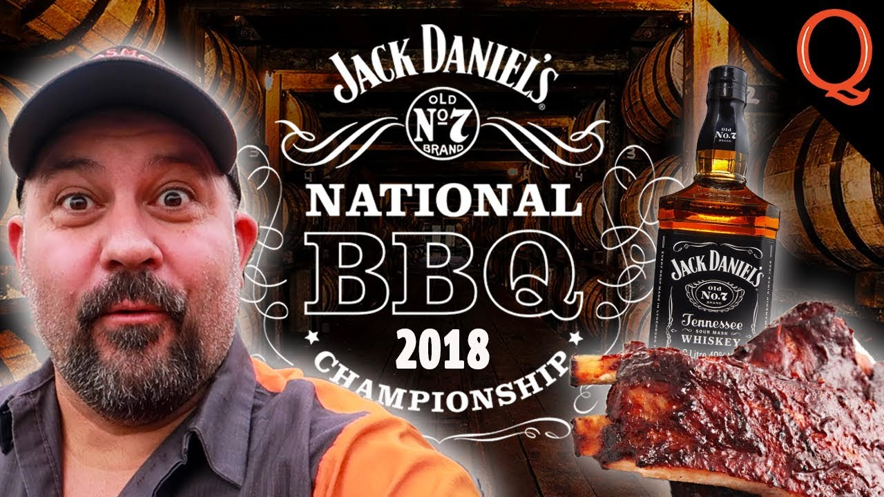 All jack daniels bbq cook off
