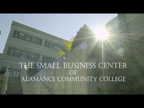 Small Business Center | Alamance Community College | All Pro Media