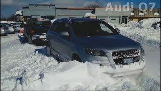 The Power of Audi Quattro 😱💪😍