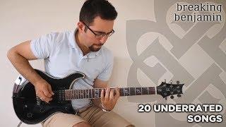 20 Underrated Songs - Breaking Benjamin chords | Guitaa.com