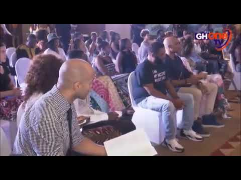 Boris Kodjoe leads top Hollywood celebrities in Ghana for 'Full Circle Festival' #GHOneNews