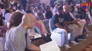 Boris Kodjoe leads top Hollywood celebrities in Ghana for 'Full Circle Festival' #GHOneNew