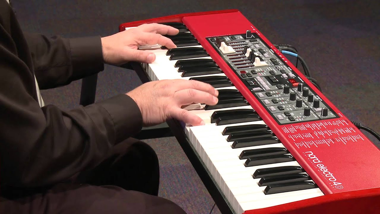 Nord Electro 4d : nord electro 4d 61 key keyboard overview full compass youtube ~ Hamham.info Haus und Dekorationen