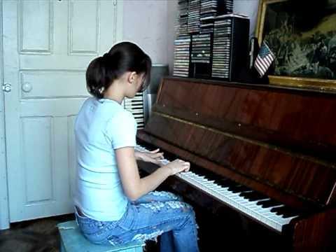 Rammstein- Ein Lied.Piano cover by Alena Ramkovskaya