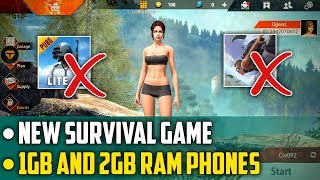 New Survival Game for 1gb and 2gb Ram Phones | Last Day Rules Survival Review screenshot 2