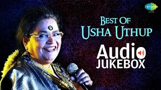 Best Of Usha Uthup - Old Hindi Songs - Indian Playback Singer