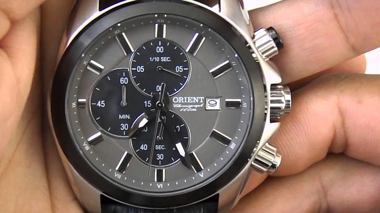 bf98349c609 Relógios Orient - Vários Modelos - YouTube