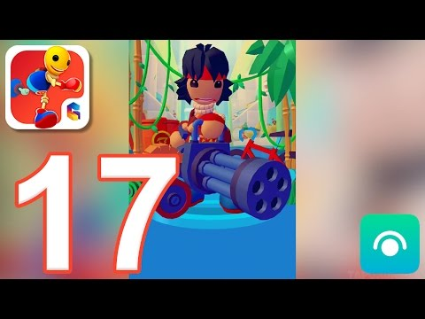 Buddyman Run - Gameplay Walkthrough Part 17 - All Characters (iOS)