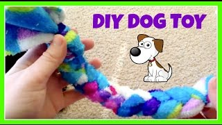 Easy Diy Dog Toy