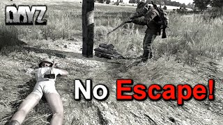 No Escape! DayZ Standalone Gameplay on 0.58.