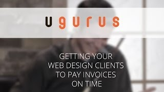 Getting Your Web Design Clients to Pay Invoices On Time | Q&A Thursday